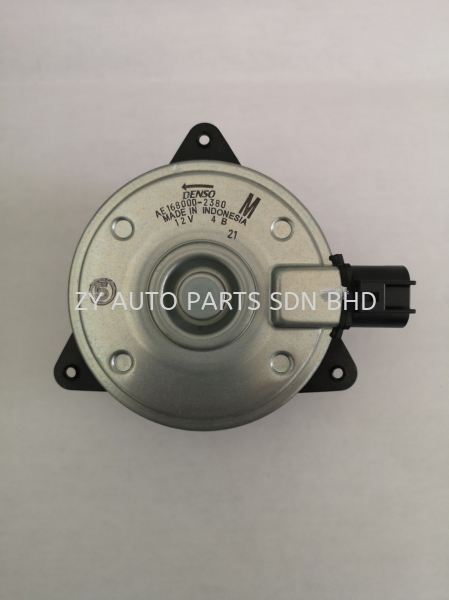 TOYOTA AVANZA 2012 YEAR RADIATOR MOTOR ORIGINAL DENSO (AE168000-2380)  AVANZA TOYOTA RADIATOR MOTOR Selangor, Malaysia, Kuala Lumpur (KL), Puchong Supplier, Suppliers, Supply, Supplies | ZY Auto Parts Sdn Bhd