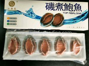 PREMIUM BRAISED ABALONE DIFROST DIRECT CAN EAT