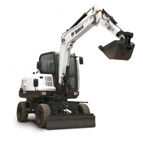 Bobcat-E55W Bobcat Mini Excavator Sales Johor Bahru (JB), Malaysia, Desa Jaya Supplier, Rental, Supply, Supplies | TECK SOON EQUIPMENT TRADING SDN BHD