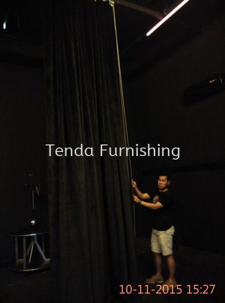 Stage Curtain Stage Curtain Kuala Lumpur (KL), Malaysia, Selangor, Damansara Supplier, Suppliers, Supply, Supplies | Tenda Furnishing Sdn Bhd