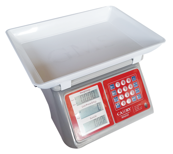 PRICING SCALE JC81W CAMRY Weighing Scale Weighing Scales Kuala Lumpur (KL), Malaysia, Selangor, Bukit Jalil Supplier, Suppliers, Supply, Supplies | V&C Infinity Enterprise Sdn Bhd