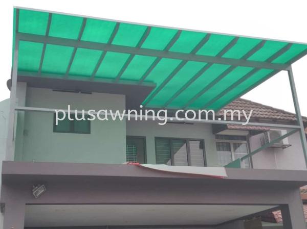 Polycarbonate @Jalan Usj 1/4N  Polycarbonate Skylight & Roofing Selangor, Malaysia, Kuala Lumpur (KL), Cheras Contractor, Service | Plus Awning & Iron Sdn Bhd