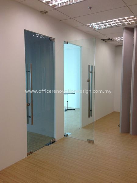 Tempered Glass Door Tempered Glass Partition Selangor, Malaysia, Kuala Lumpur (KL), Puchong Supplier, Suppliers, Supply, Supplies | U2 Best Interior Decoration Sdn Bhd