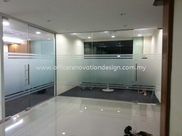 Tempered Glass Partition Tempered Glass Partition Selangor, Malaysia, Kuala Lumpur (KL), Puchong Supplier, Suppliers, Supply, Supplies | U2 Best Interior Decoration Sdn Bhd