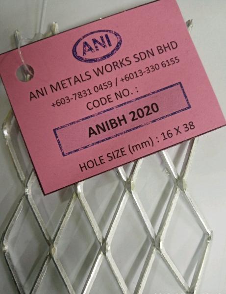 ANIBH 2020 Marco & Walkway Mesh Expanded Metal Selangor, Malaysia, Kuala Lumpur (KL), Shah Alam Supplier, Installation, Supply, Supplies | Ani Metals Work Sdn Bhd