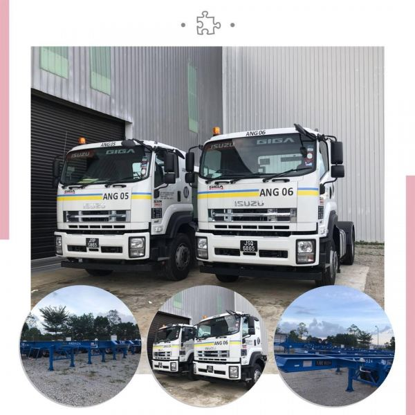 Trucking Services Trucking Services / Door-to-Door Delivery Johor Bahru (JB), Malaysia Service | A&G Freight Services Sdn Bhd