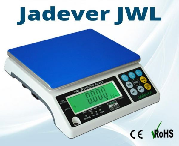 JADEVER JWL- Weighing Scale Weighing Scales Kuala Lumpur (KL), Malaysia, Selangor, Bukit Jalil Supplier, Suppliers, Supply, Supplies | V&C Infinity Enterprise Sdn Bhd