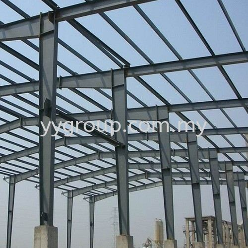 Steel Structure Works Products Melaka, Malaysia, Johor Bahru (JB), Batu Berendam, Skudai Supplier, Suppliers, Supply, Supplies | YangYang Gutter & Roofing Construstion Sdn Bhd