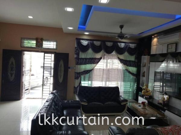 Curtain On Wall Curtain Series Johor Bahru (JB), Malaysia, Kulai Supplier, Suppliers, Supply, Supplies | LKK Curtain