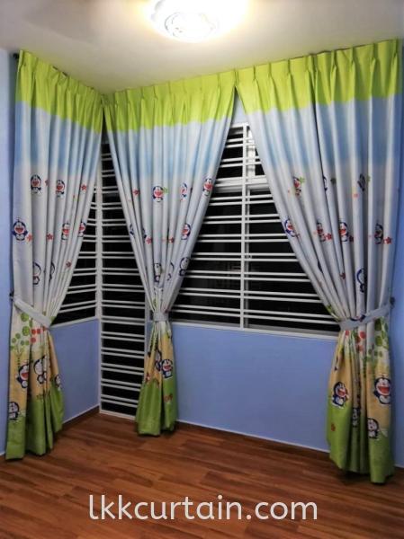 Printed Curtain Curtain Series Johor Bahru (JB), Malaysia, Kulai Supplier, Suppliers, Supply, Supplies | LKK Curtain