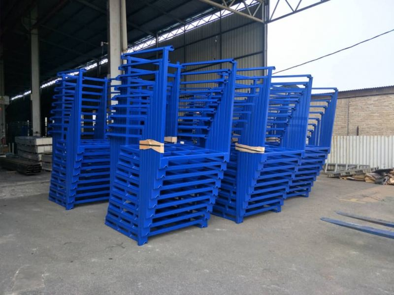 Pallet Tainer Pallet Tainer Steel Pallet Selangor, Malaysia, Kuala Lumpur (KL), Shah Alam Supplier, Suppliers, Supply, Supplies | PMY Handling Solution