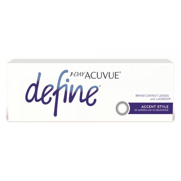 1 Day Acuvue Define 30¡¯s (Accent Style) Johnson and Johnson Contact Lens Penang, Kedah, Malaysia Services, Retailer | Focus Optometry Sdn Bhd