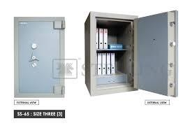Safety Box (SS-65/3) Safety Box With Digital Lock Selangor, Kajang, Malaysia, Kuala Lumpur (KL) Supplier, Installation, Supply, Supplies | GK HD CCTV