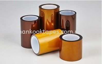 Polyimide Tape Electronic, Electrical Industrial Adhesive Tapes Adhesive Tape Penang, Malaysia, Simpang Ampat Supplier, Manufacturer, Supply, Supplies   Han Kook Tapes Sdn Bhd