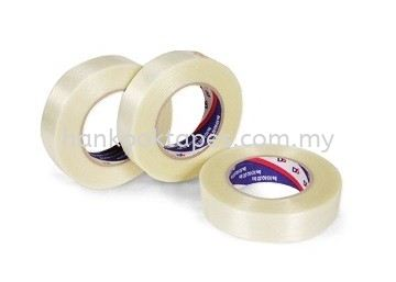 Filament Tape Electronic, Electrical Industrial Adhesive Tapes Adhesive Tape Penang, Malaysia, Simpang Ampat Supplier, Manufacturer, Supply, Supplies | Han Kook Tapes Sdn Bhd