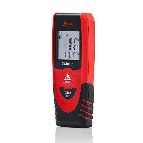 LEICA LASER DISTANCE METER, 0.2-40M, MODEL:D1 INSTRUMENTS Singapore, Kallang Supplier, Suppliers, Supply, Supplies | DIYTOOLS.SG