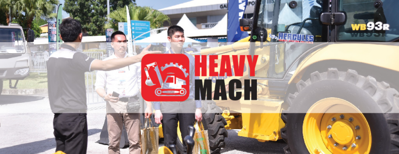 HEAVY MACH 2020 October 2020 Malaysia Future, Upcoming, Fair, Exhibition | NEWEVENT MALAYSIA