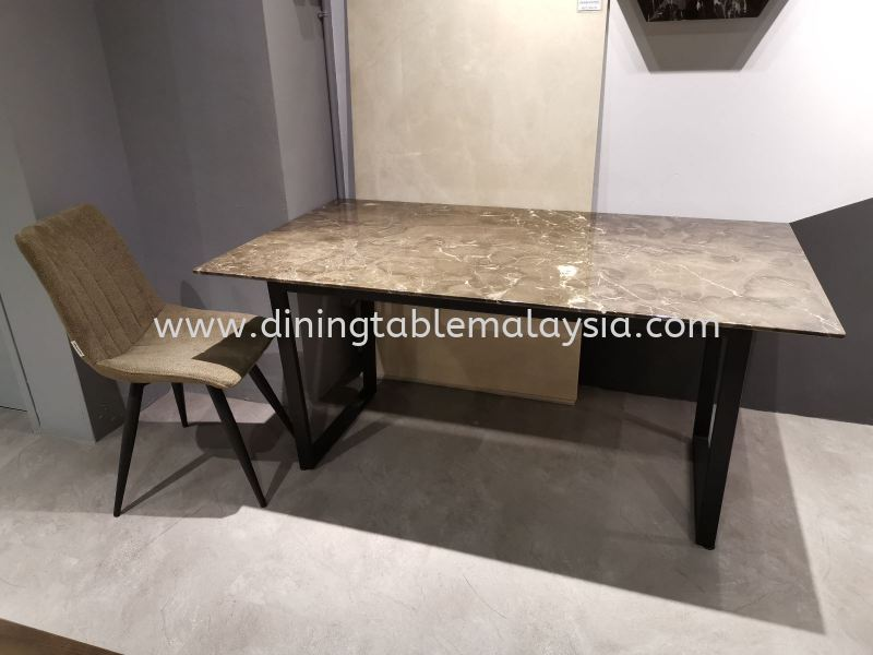 Marble Dining Table 6 Seater Marble Dining Table Malaysia, Selangor, Kuala Lumpur (KL), Petaling Jaya (PJ) Supplier, Suppliers, Supply, Supplies | DeCasa Marble Sdn Bhd