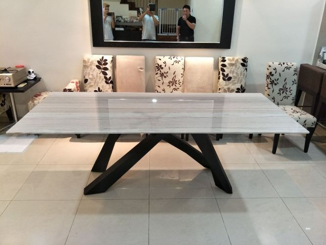 Marble Dining Table For 8 Seater