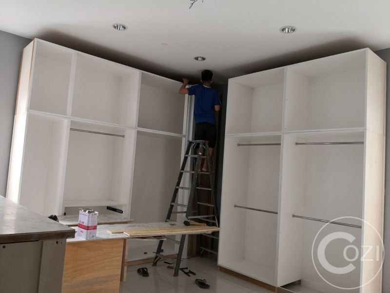 Semi-D renovation work Residential Project Undergoing Project Penang, Malaysia, Butterworth Design, Renovation, Contractor, Services | Cozi Design Sdn Bhd
