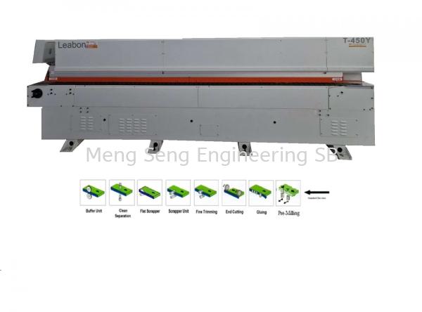 T-450Y Automatic Edge Bander Machine. Automatic Edge Bander Selangor, Malaysia, Kuala Lumpur (KL), Puchong, Klang Supplier, Suppliers, Supply, Supplies | Meng Seng Engineering Sdn Bhd