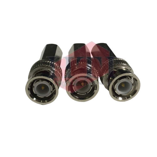 BNC RG59 DCOM Twist On Type BNC Connector Coaxial Component Johor Bahru (JB), Malaysia Suppliers, Supplies, Supplier, Supply | HTI SOLUTIONS SDN BHD