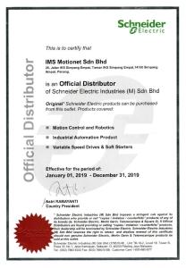 Schneider Official Distributor