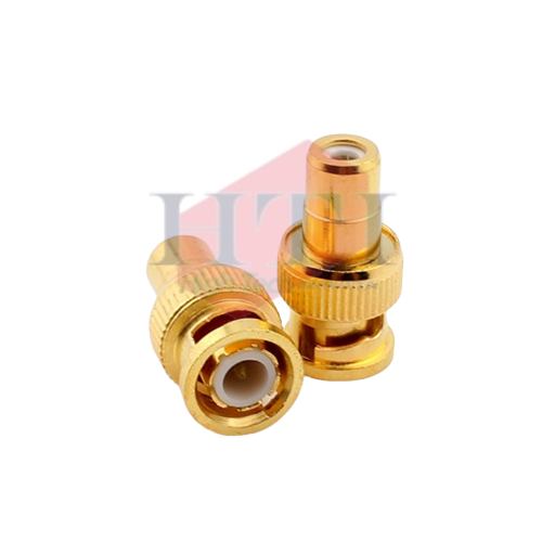 RCA-BNC GOLD BNC Connector Coaxial Component Johor Bahru (JB), Malaysia Suppliers, Supplies, Supplier, Supply   HTI SOLUTIONS SDN BHD