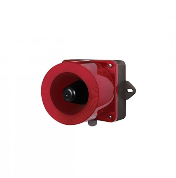 QWCD50 LED Strobe Light and Electric Horn Combination  QWCD Series  Signal Lights & Electric Horns/Speakers Malaysia, Johor Bahru (JB), Skudai Supplier, Suppliers, Supply, Supplies | Sensorik Automation Sdn Bhd