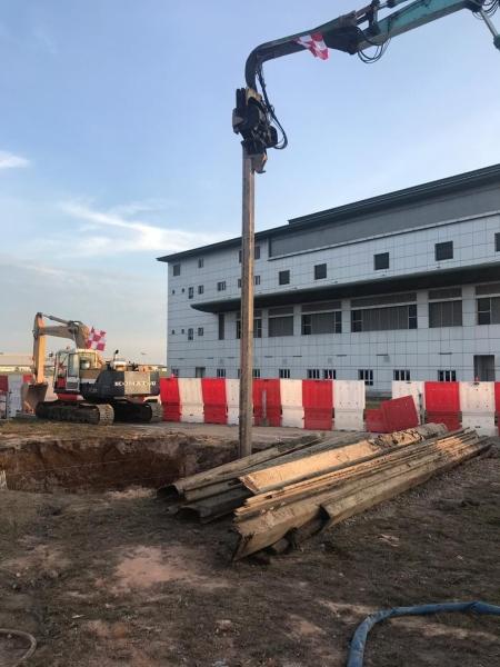 Install Shield Pipe Construction Negeri Sembilan, Malaysia, Lukut Company, Service, Supplier, Supply | HL Engineering & Construction Sdn Bhd