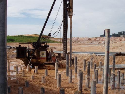 Piling Work Construction Negeri Sembilan, Malaysia, Lukut Company, Service, Supplier, Supply | HL Engineering & Construction Sdn Bhd