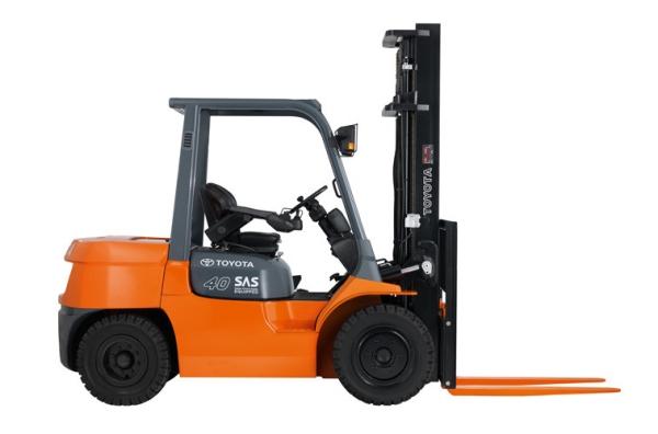 Toyota Diesel Forklift (7FD) Forklift Negeri Sembilan, Malaysia, Lukut Company, Service, Supplier, Supply | HL Engineering & Construction Sdn Bhd