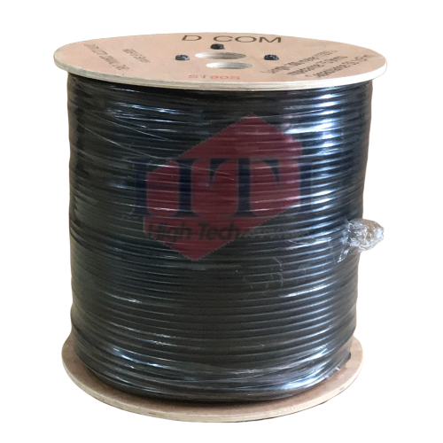 RG59 ST80 Coaxial Cable 300M RG59 Coaxial Cable Coaxial Component Johor Bahru (JB), Malaysia Suppliers, Supplies, Supplier, Supply | HTI SOLUTIONS SDN BHD