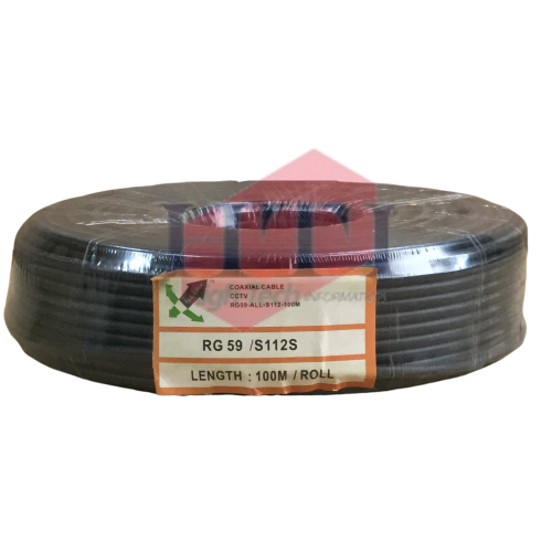 ALL-LINK RG59 S112 CATV COAXIAL CALBE 100M RG59 Coaxial Cable Coaxial Component Johor Bahru (JB), Malaysia Suppliers, Supplies, Supplier, Supply | HTI SOLUTIONS SDN BHD