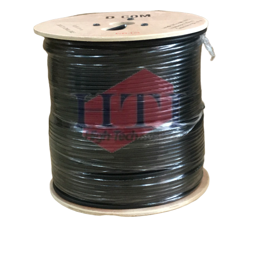 DCOM RG59 E64 CATV COAXIAL CABLE 300M RG59 Coaxial Cable Coaxial Component Johor Bahru (JB), Malaysia Suppliers, Supplies, Supplier, Supply | HTI SOLUTIONS SDN BHD
