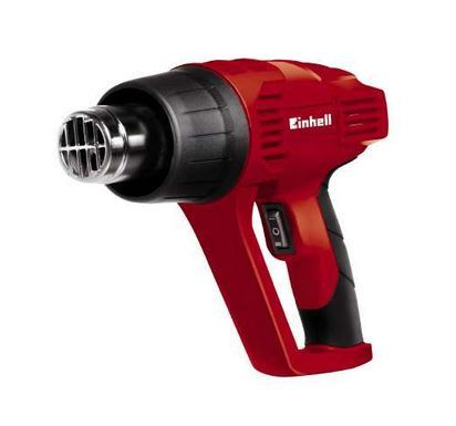 EINHELL HOT AIR GUN 230V 2000W 350 OR 550 DEGREE C, AIR FLOW: 300L OR 500L/MIN, MODEL: TC-HA2000/1 HOT AIR GUN POWER TOOLS Singapore, Kallang Supplier, Suppliers, Supply, Supplies | DIYTOOLS.SG