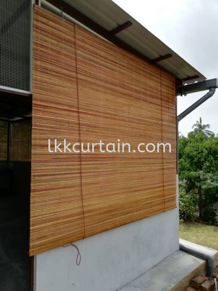 Bamboo Blinds Bamboo Blinds Blinds Series Johor Bahru (JB), Malaysia, Kulai Supplier, Suppliers, Supply, Supplies | LKK Curtain