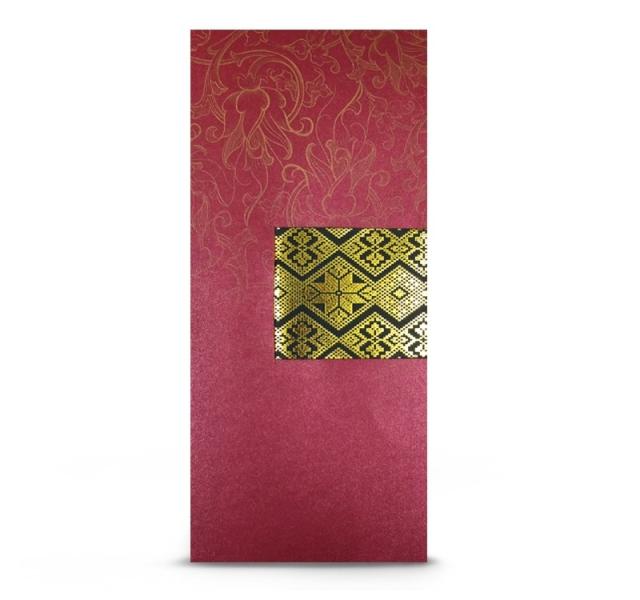 E002C (Red) E002 Malay Invitations Kuala Lumpur (KL), Malaysia, Selangor, Sri Petaling Wedding Card, Supplier, Supply   Happiness Wedding House