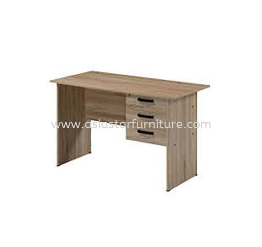 4' OFFICE TABLE | STUDY TABLE | COMPUTER TABLE C/W HANGING PEDESTAL - study table Glenmarie Shah Alam | office table Setia Alam | office table Kota Kemuning
