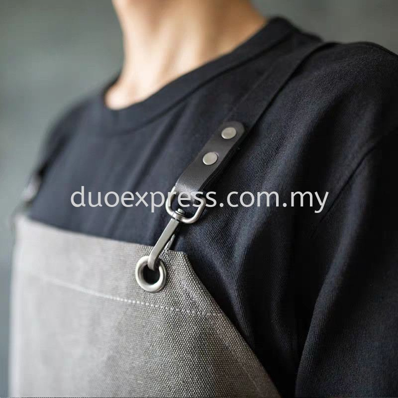 Canvas Apron 001C