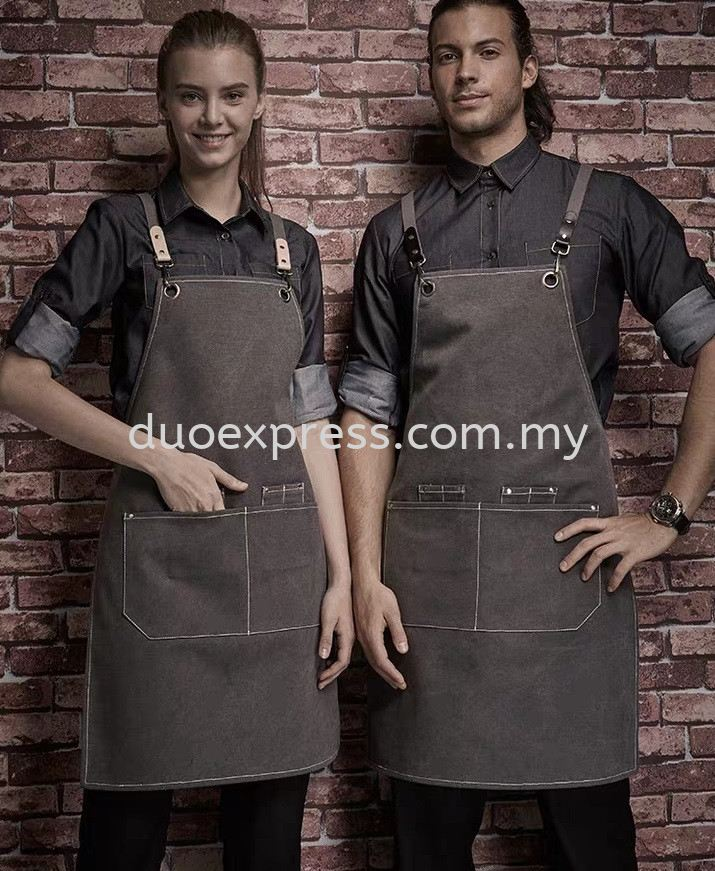 Canvas Apron 004