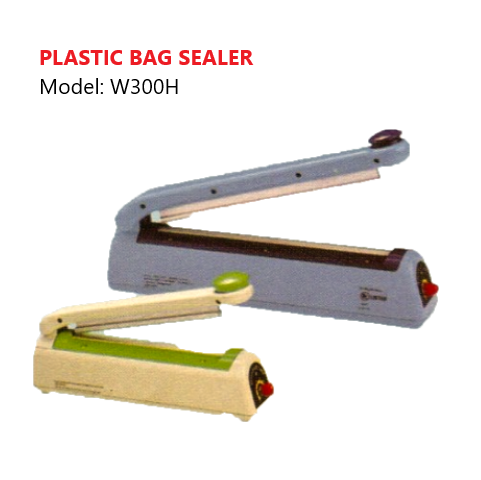 HAND TYPE IMPULSE PLASTIC SEALER 230V 1 PHASE 50HZ