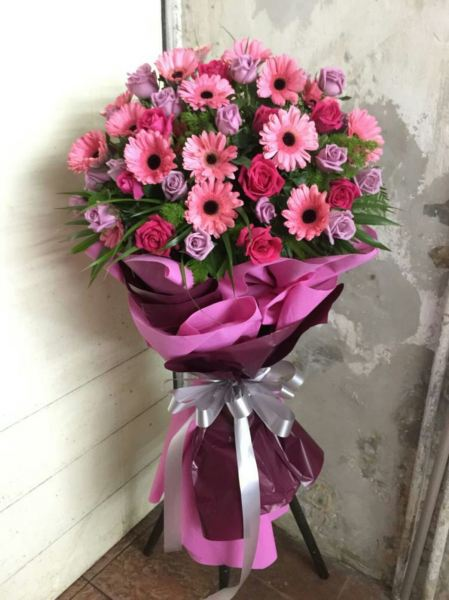 wooden 2 Opening Ceremony Johor Bahru (JB), Malaysia, Skudai Supplier, Suppliers, Supply, Supplies | Tina Floral Art Academy
