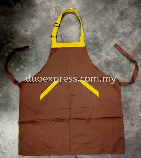 Apron Design 032 Apron Uniform Custom Made Malaysia, Selangor, Kuala Lumpur (KL), Petaling Jaya (PJ), Subang Jaya Supplier, Suppliers, Supply, Supplies   Duo Express