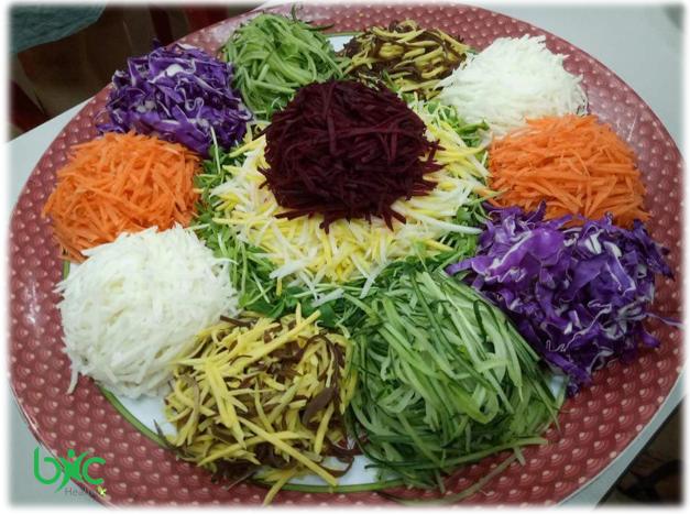 滿彩撈生 Plum Series 梅子料理 Meal Recipe 餐 Perak, Malaysia, Taiping Supplier, Suppliers, Supply, Supplies | BNC Health Sdn Bhd