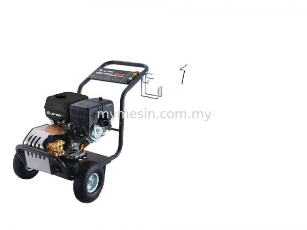 Lutian 15G 27-7A High Pressure (Industry Type)  High Pressure Cleaner Cleaning Equipment Shah Alam, Selangor, Malaysia. Supply, Suppliers, Supplier, Distributor | Mymesin Machinery & Hardware Sdn Bhd