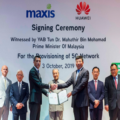 Maxis ready to roll out 5G services next year