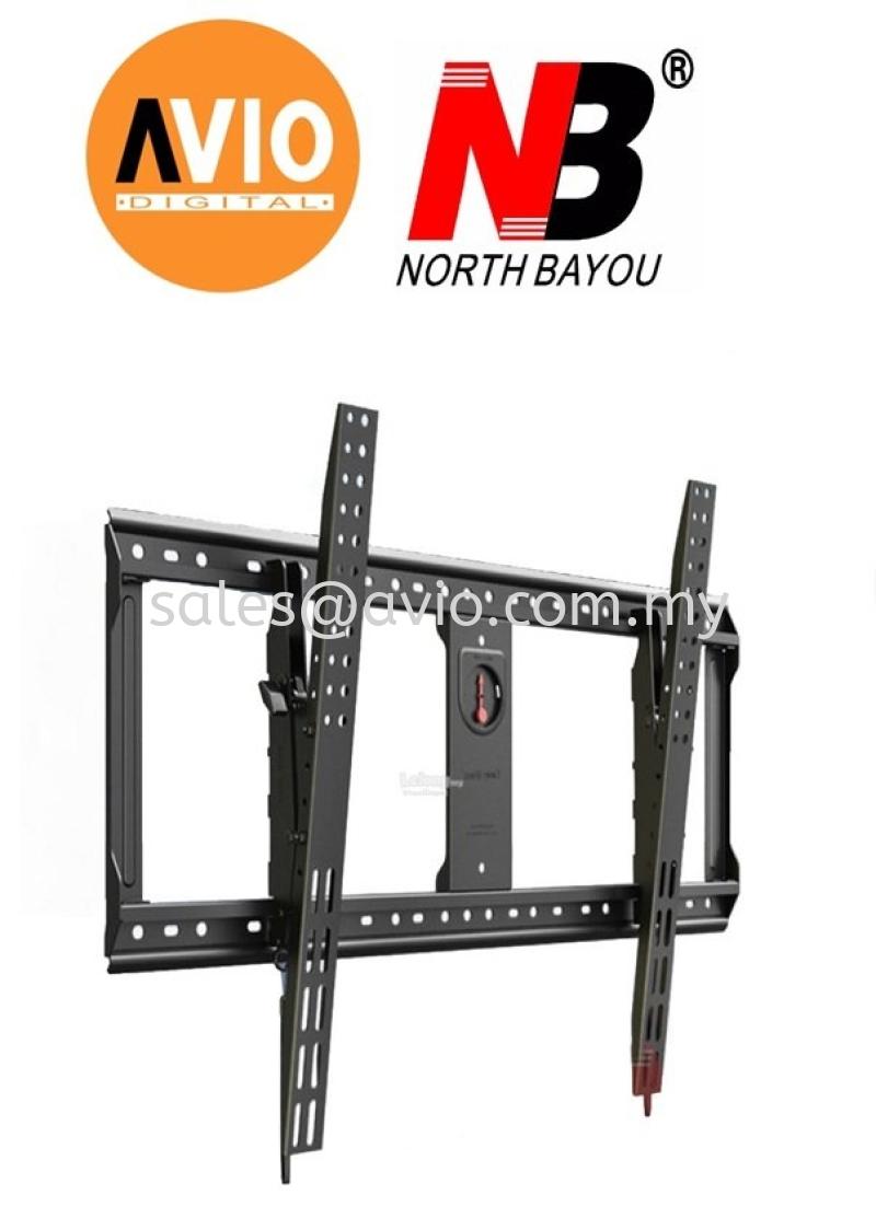 "NB North Bayou DF90-T 65"" - 90"" TV Display Mount Bracket"