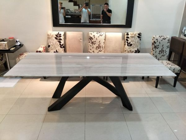 8 Seater Marble Dining Table Marble Dining Table UK (United Kingdom) Supplier, Suppliers, Supply, Supplies | Decasa Marble