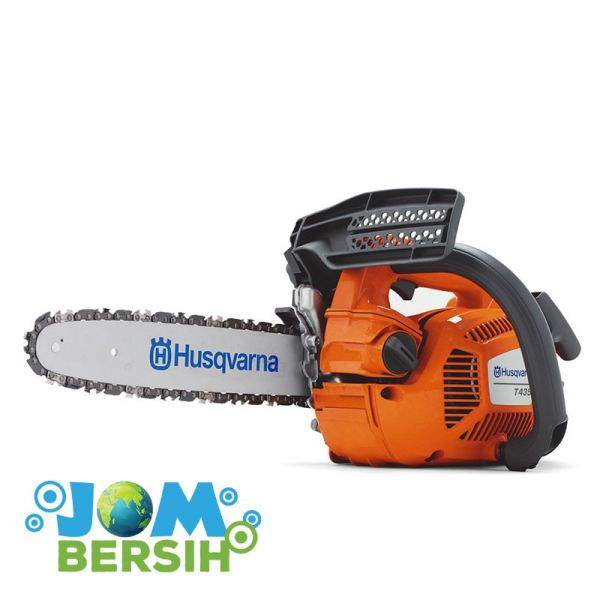 Husqvarna Chainsaw T435 Pole/Chain Saw Agricultural Machine Pro Tool & Machinery Selangor, Klang, Malaysia, Kuala Lumpur (KL) Supplier, Suppliers, Supply, Supplies | HH Plastech Industries Sdn Bhd